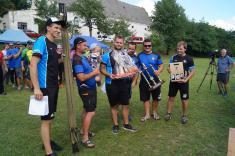 Hasičské závody 7.8.2021 - O pohár starosty obce